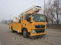 Qingte QDT5130JGKS aerial work platform truck