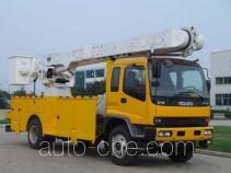 Qingte QDT5140JGKI19 aerial work platform truck