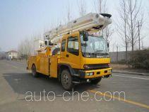 Qingte QDT5140JGKJ aerial work platform truck