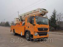 Qingte QDT5140JGKS aerial work platform truck