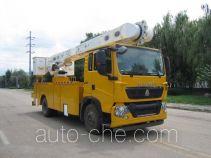 Qingte QDT5142JGKS aerial work platform truck