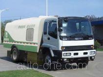 青特牌QDT5142TSL型扫路车