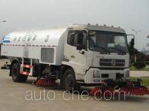 青特牌QDT5160GSL型清洗扫路车