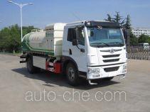 青特牌QDT5162GQXCCV型清洗车