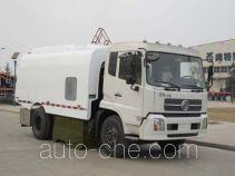 青特牌QDT5162TSLE型扫路车