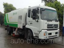 青特牌QDT5164TSLE5型扫路车