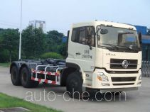 Qingte QDT5250ZXXE detachable body garbage truck
