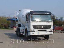 Qingte QDT5255GJBS concrete mixer truck