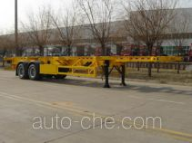 Qingte QDT9352TJZG container transport trailer