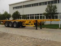 Qingte QDT9370TJZG container carrier vehicle