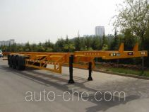 Qingte QDT9371TJZG container carrier vehicle