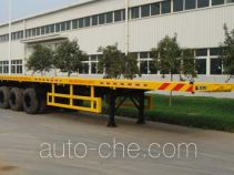 Qingte QDT9380TJZP container carrier vehicle