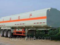 Qingte QDT9400GYY oil tank trailer
