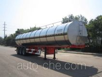 Qingte QDT9401GYS liquid food transport tank trailer