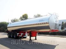 Qingte milk tank trailer