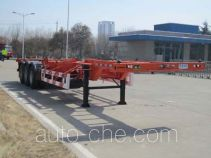 Qingte QDT9404TJZG container transport trailer
