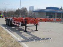 Qingte QDT9404TJZG container transport trailer
