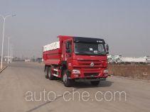 Qingzhuan QDZ3251ZH38E1 dump truck