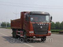 Qingzhuan QDZ3251ZY38W dump truck