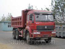 Qingzhuan QDZ3252ZJ32W dump truck