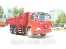 Qingzhuan QDZ3256A dump truck