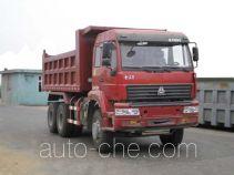 Qingzhuan QDZ3256ZJ34 dump truck