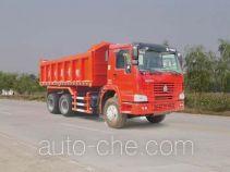 Qingzhuan QDZ3257A dump truck