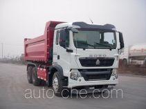 Qingzhuan QDZ3257ZHT5G36 dump truck