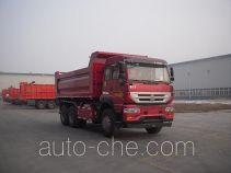 Qingzhuan QDZ3257ZJ36W dump truck