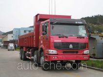 Qingzhuan QDZ3303ZH46W dump truck