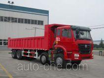 Qingzhuan QDZ3310ZA46W dump truck