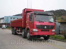 Qingzhuan QDZ3310ZH42W dump truck