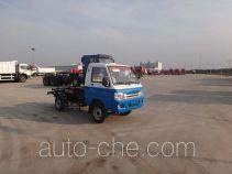 青专牌QDZ5030ZXXBBD型车厢可卸式垃圾车