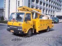 Qingzhuan QDZ5060JGKE11 aerial work platform truck