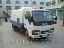 Qingzhuan QDZ5070TSLI street sweeper truck