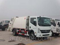 青专牌QDZ5070ZYSEKD型压缩式垃圾车