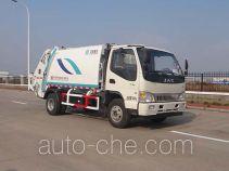 青专牌QDZ5070ZYSXJ型压缩式垃圾车