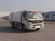青专牌QDZ5080ZYSBBE型压缩式垃圾车