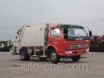 青专牌QDZ5080ZYSED型压缩式垃圾车