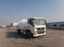 Qingzhuan QDZ5120TCAZHT5G food waste truck