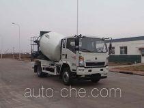 青专牌QDZ5160GJBZHCD1型混凝土搅拌运输车