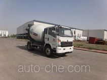 青专牌QDZ5160GJBZHG3WE1型混凝土搅拌运输车