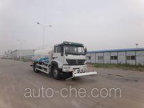 Qingzhuan QDZ5160GQXZJM5GE1 street sprinkler truck