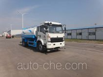 Qingzhuan QDZ5160GSSZHG3WE1 sprinkler machine (water tank truck)