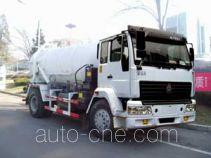 Qingzhuan QDZ5160GXWZJ sewage suction truck
