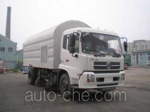 Qingzhuan QDZ5160TSLED street sweeper truck