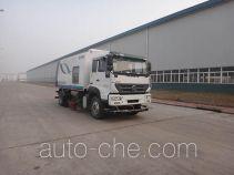Qingzhuan QDZ5160TSLZJM5GE1 street sweeper truck