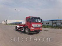 青专牌QDZ5160ZXXZJM5GE1型车厢可卸式垃圾车