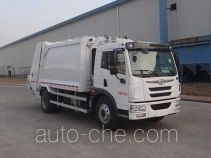 青专牌QDZ5160ZYSCDD型压缩式垃圾车