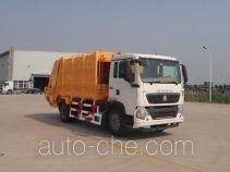 Qingzhuan QDZ5160ZYSZHT5G garbage compactor truck
